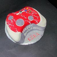 X-Box Cake by NickySignatureCakes