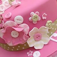 Pink n plaid by RockCakes