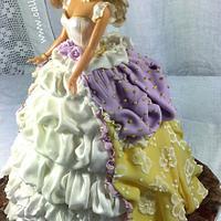 Princess Babs Doll