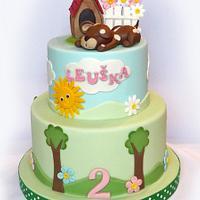 Happy birthday little Lea..!