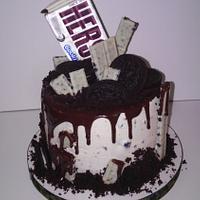 Chocolate overload!!