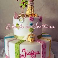 Giraffa cake