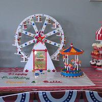 Circus Carnival Extravaganza