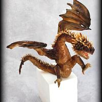 Dragon - sugar model