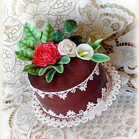 Simply chocolate cakes