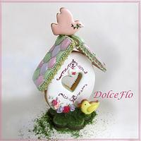 """Home Tweet Home"": Shared Easter Egg House"