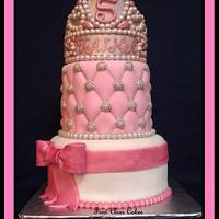 Tiara/Princess Cake