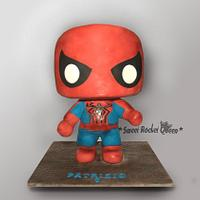 Funko Pop Spiderman!