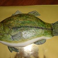 Groom Fish Cake