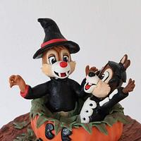 Halloween collaboration