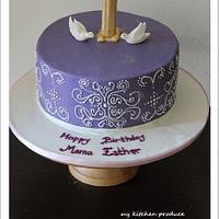Column Cake