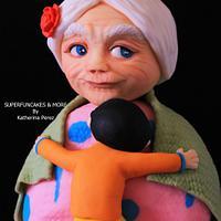 Mother's Day - My hug to Felipa