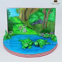 Turtles- Mary Poppins CPC Collaboration