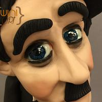 The look of Charlot