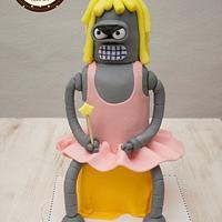 Gender Bender Cake
