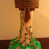 Tangled Cake by Laura Barajas