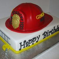 Firefighter Hat by DoobieAlexander