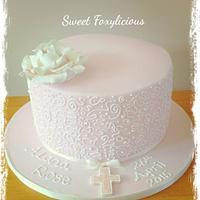 Christening Cake ♡
