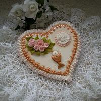 Communion cookie