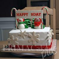 Christmas/Birthday Cake