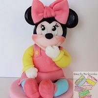Baby Minnie Mouse Topper