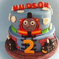 James the Train Cake
