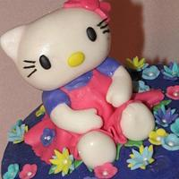 Hello Kitty by Tiffany Palmer