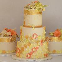 Wedding love Cakes