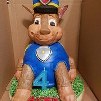 Paw Patrol Icing Smiles Cake