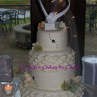 Billow Wedding Cake