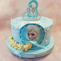 Ice queen cake nr. 2