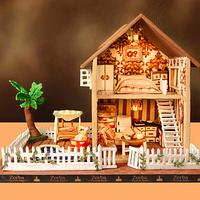 Cakerbuddies Miniature Dollhouse Collab - Nook