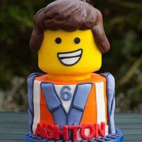 The Lego Movie for Ashton