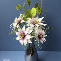 Nigella inspired flowers