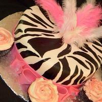 Zebra Bday