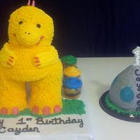 Dino's first Birthday