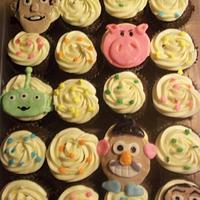 toy story by cakes by khandra