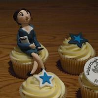 Ofsted Themed Cupcakes