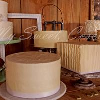 Rustic Wedding by Cosette
