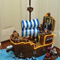 Pirate Ship...Bucky