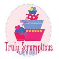 Truly Scrumptious Cakes by Joanna