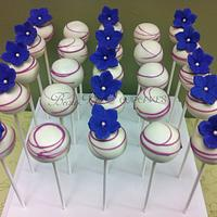 Mother's Day Cake Pops by Beau Petit Cupcakes (Candace Chand)