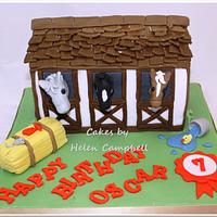 Stable Cake
