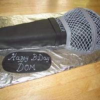 Mic Cake