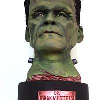 Frankenstein and his splitting headache!