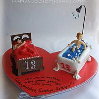 One direction...One way or another cake.