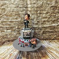 The Walking Dead, Daryl Dixon Cake