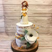 Naked para una comunion - Cake by Dulcepensamiento