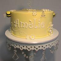 Amelie's Bee Cake