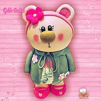 My cute pink teddy bear